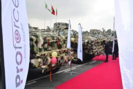 Counter Insurgency: Army Unveils Another Set Of Indigenous Military Hardwares